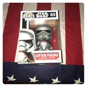 Captain Phasma Star Wars Pop